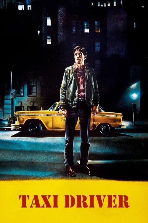 Key visual ofTaxi Driver