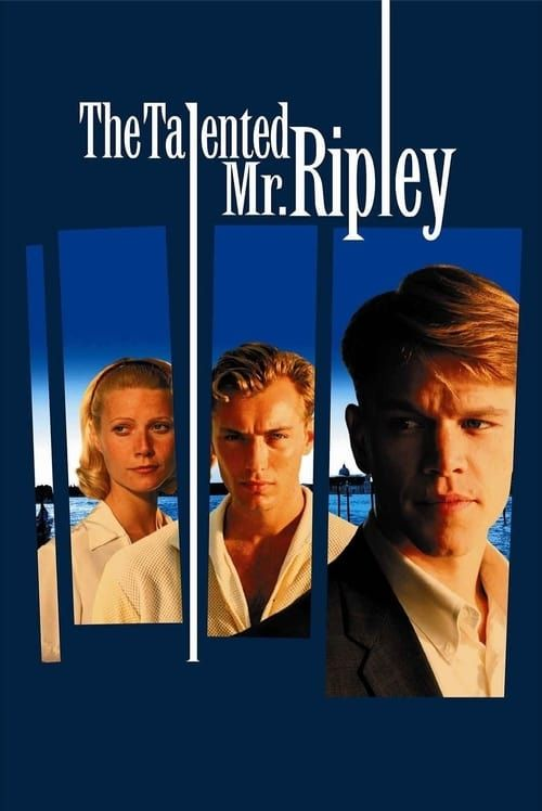 Key visual ofThe Talented Mr. Ripley