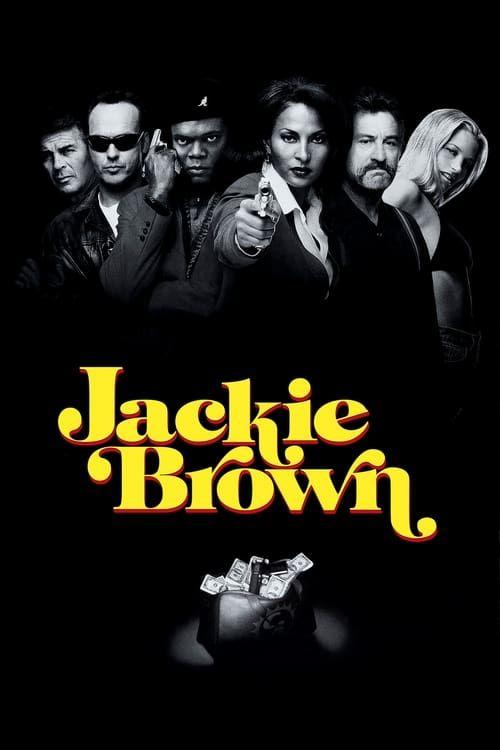 Key visual ofJackie Brown