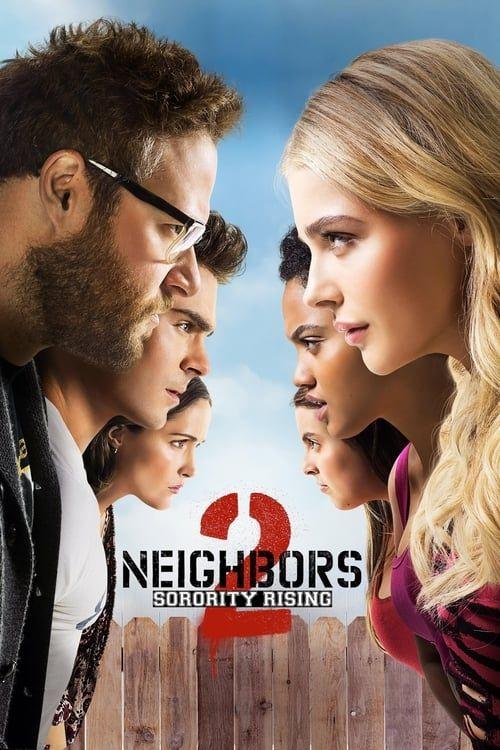 Key visual of Neighbors 2: Sorority Rising