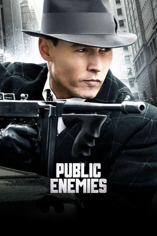 Key visual of Public Enemies