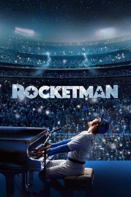 Key visual of Rocketman