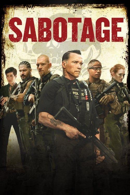 Key visual of Sabotage