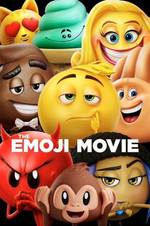 Key visual of The Emoji Movie