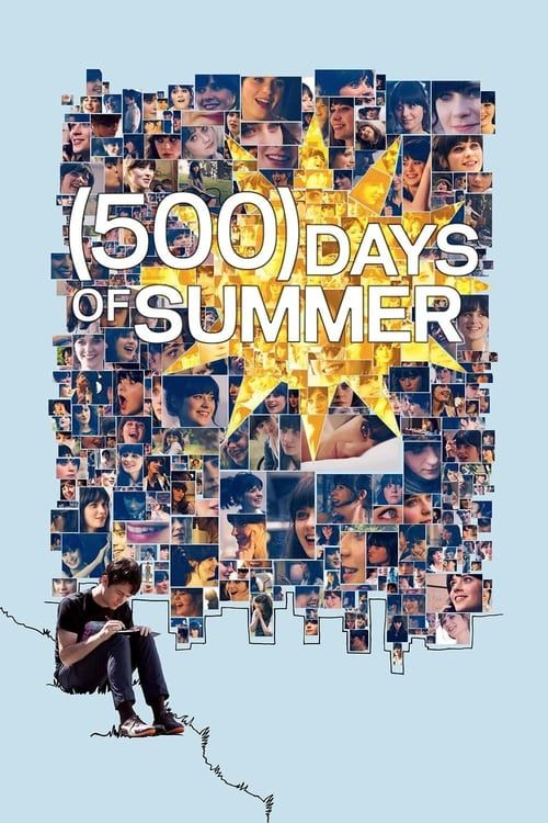 Key visual of(500) Days of Summer
