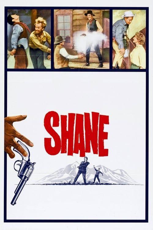 Key visual of Shane