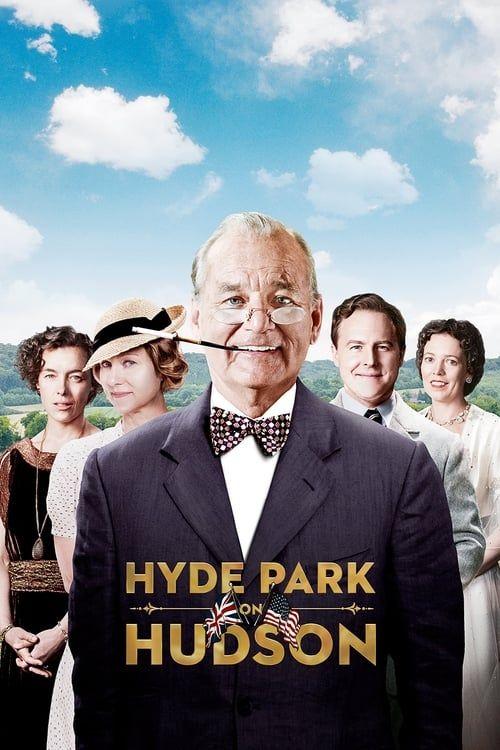 Key visual of Hyde Park on Hudson