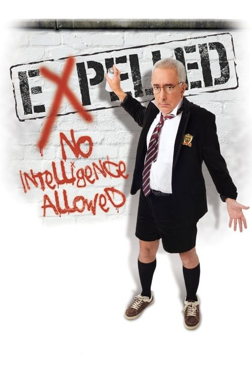 Key visual of Expelled: No Intelligence Allowed