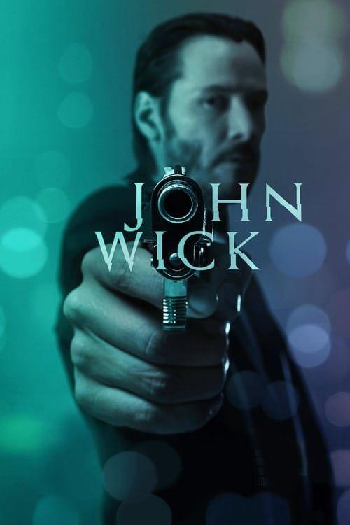 Key visual of John Wick