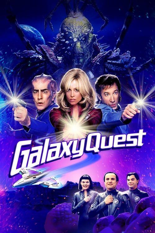 Key visual of Galaxy Quest