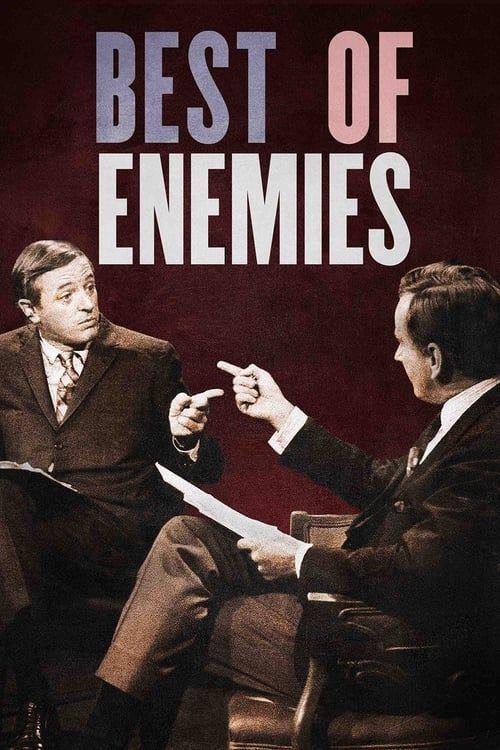 Key visual of Best of Enemies