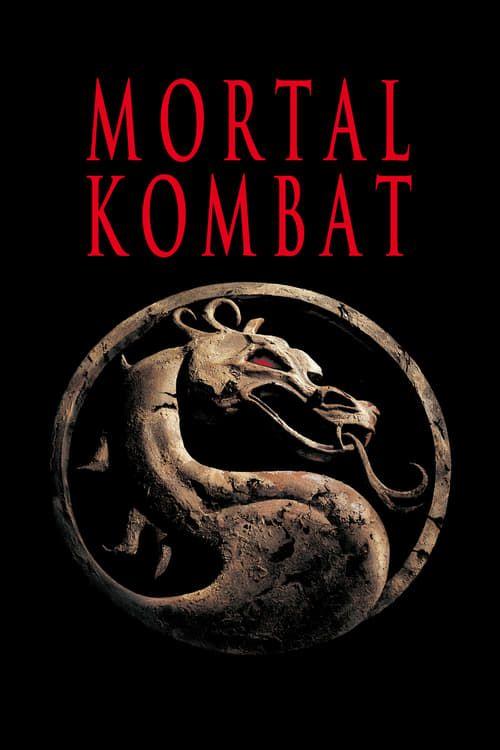 Key visual of Mortal Kombat