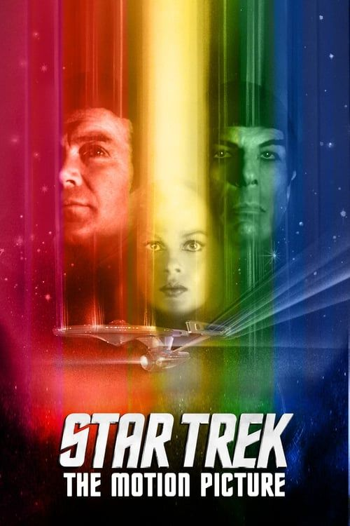 Key visual of Star Trek: The Motion Picture