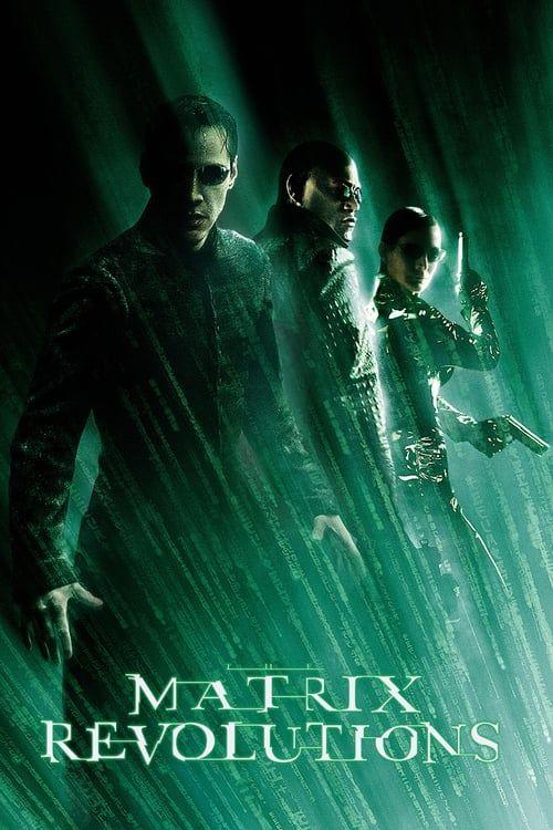 Key visual ofThe Matrix Revolutions