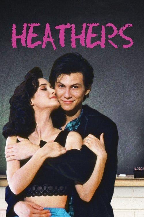 Key visual of Heathers