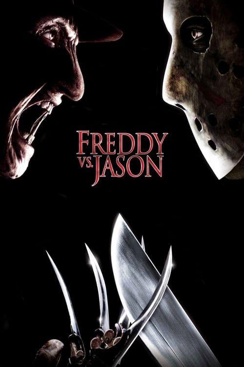 Key visual of Freddy vs. Jason