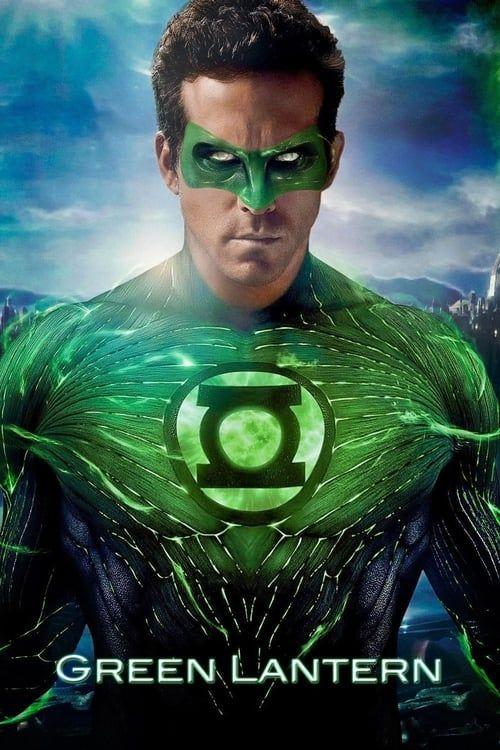 Key visual of Green Lantern