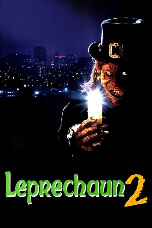 Key visual of Leprechaun 2