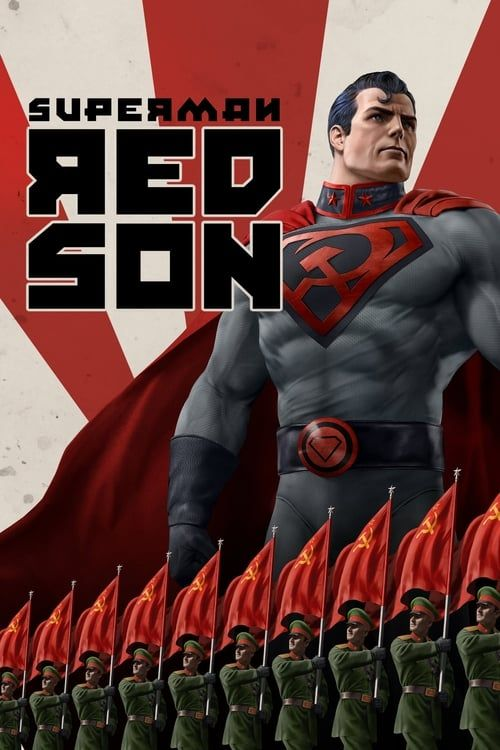 Key visual of Superman: Red Son