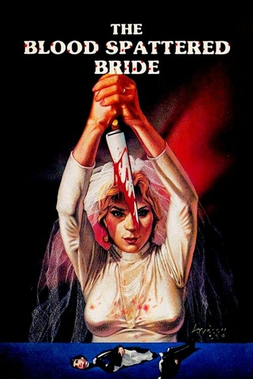 Key visual of The Blood Spattered Bride