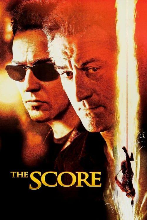 Key visual ofThe Score