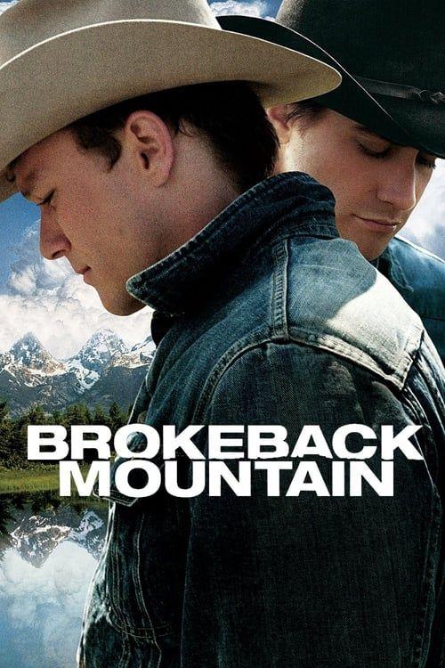Key visual of Brokeback Mountain
