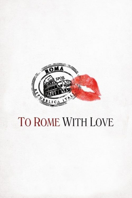 Key visual of To Rome with Love