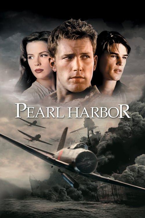 Key visual of Pearl Harbor