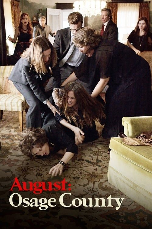 Key visual of August: Osage County