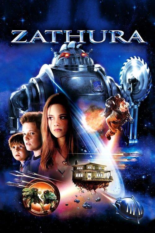 Key visual of Zathura: A Space Adventure