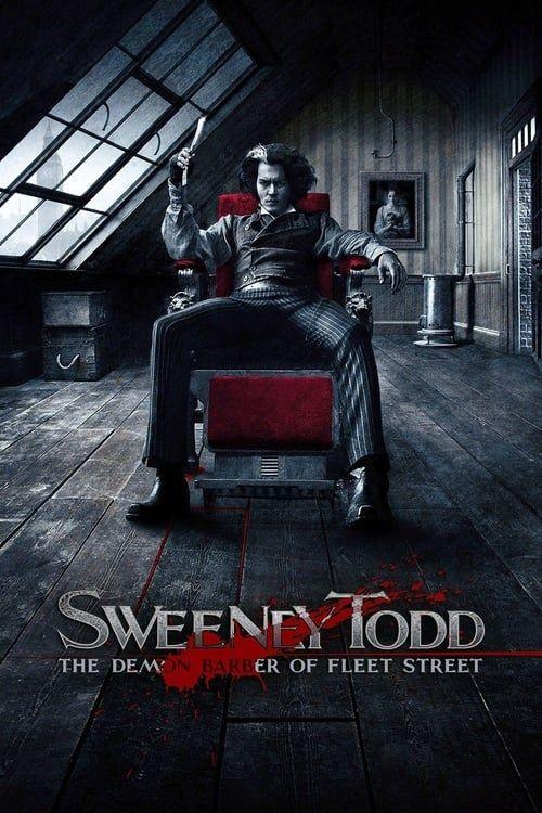 Key visual of Sweeney Todd: The Demon Barber of Fleet Street