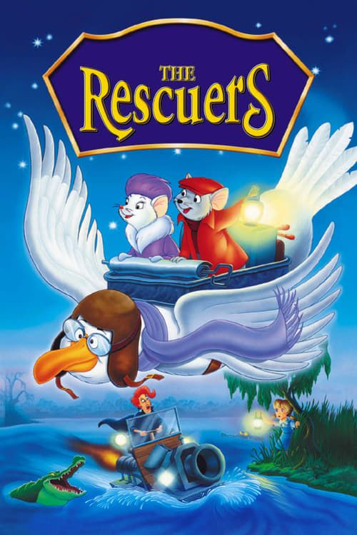 Key visual of The Rescuers