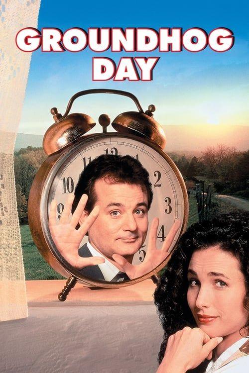 Key visual ofGroundhog Day