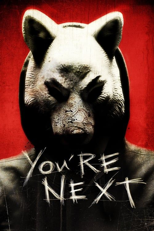 Key visual of You're Next