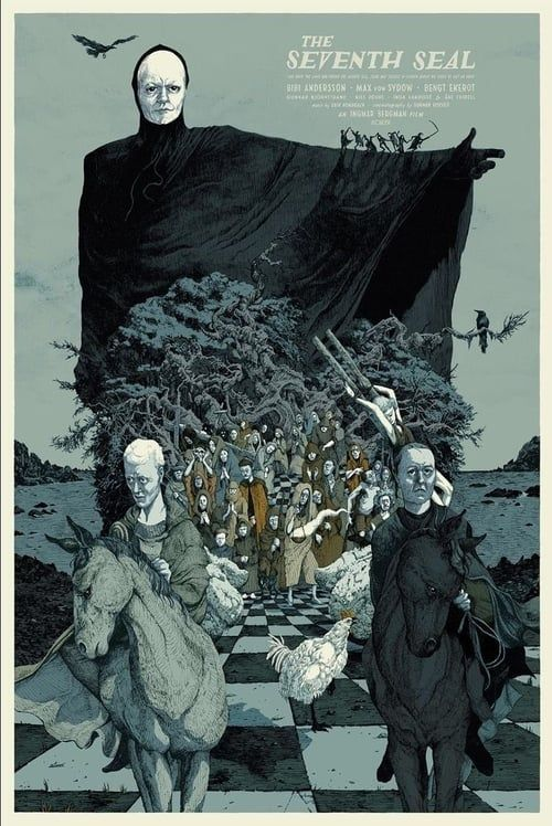 Key visual of The Seventh Seal