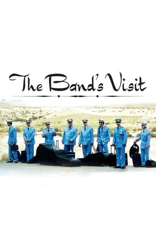 Key visual of The Band's Visit