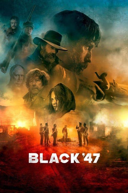 Key visual of Black '47
