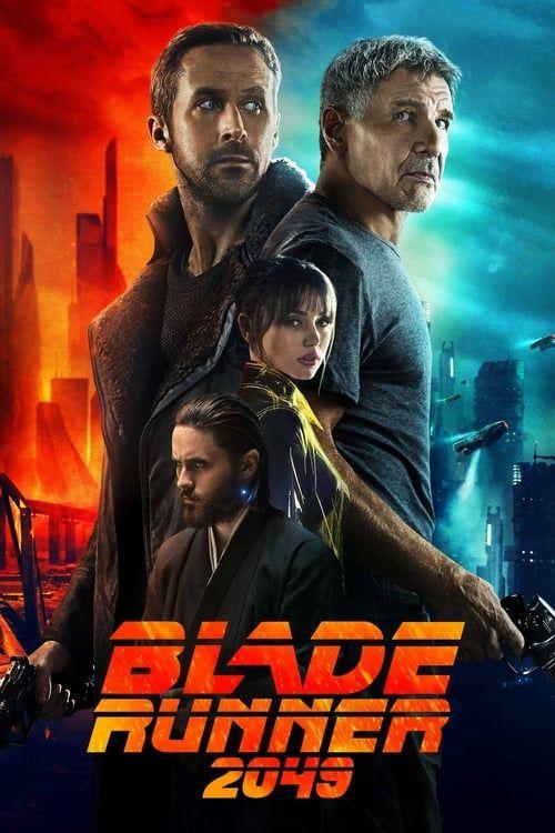 Key visual of Blade Runner 2049