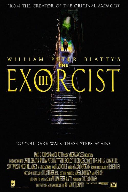 Key visual ofThe Exorcist III