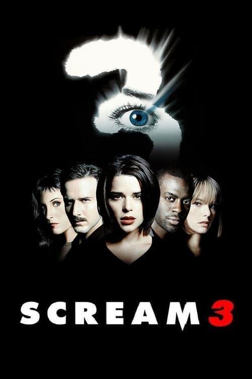 Key visual ofScream 3
