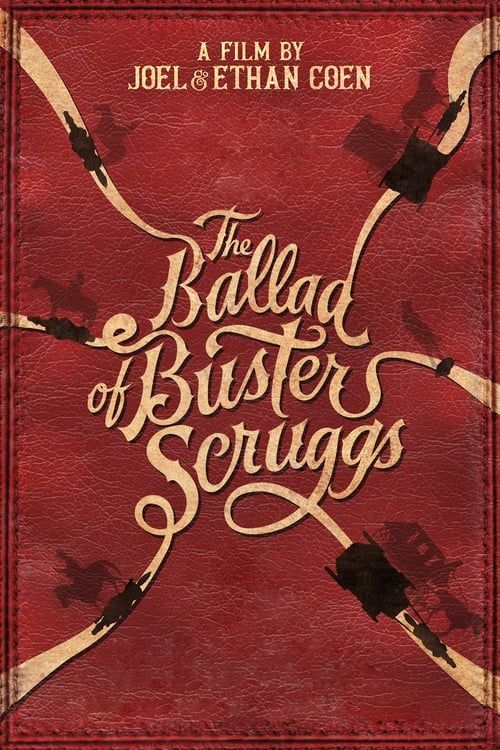 Key visual ofThe Ballad of Buster Scruggs