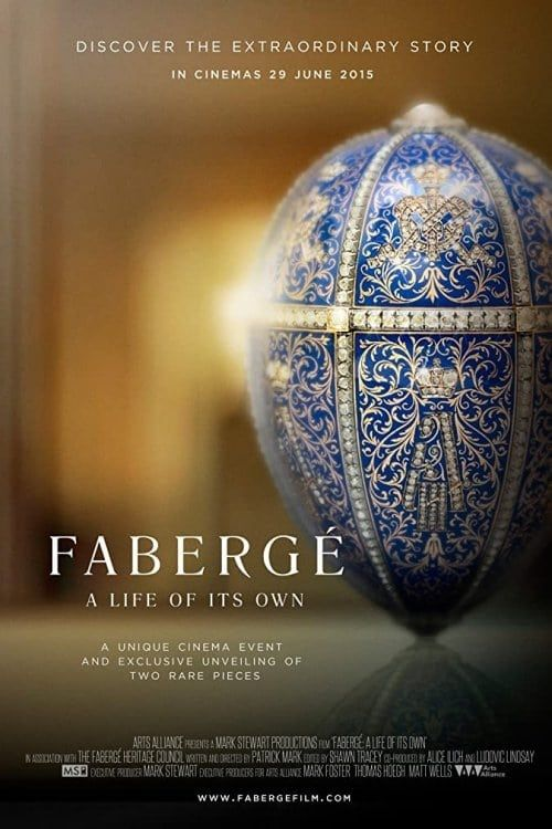 Key visual of Faberge: A Life of Its Own