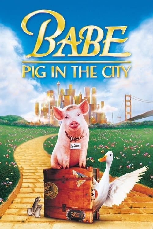 Key visual ofBabe: Pig in the City