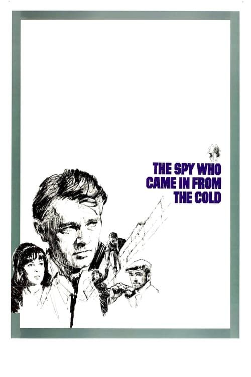 Key visual ofThe Spy Who Came In from the Cold