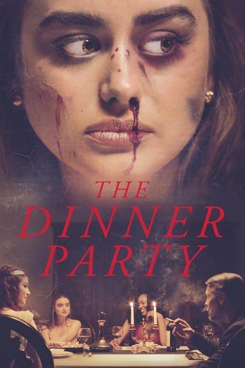 Key visual of The Dinner Party