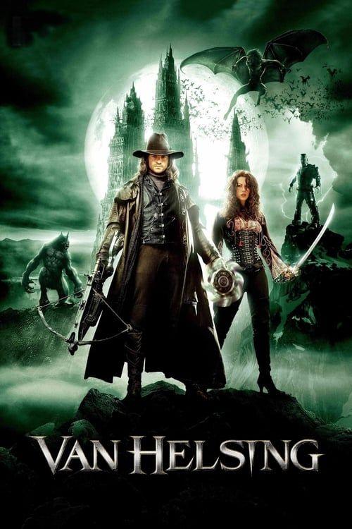 Key visual of Van Helsing