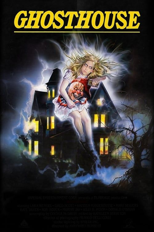 Key visual ofGhosthouse