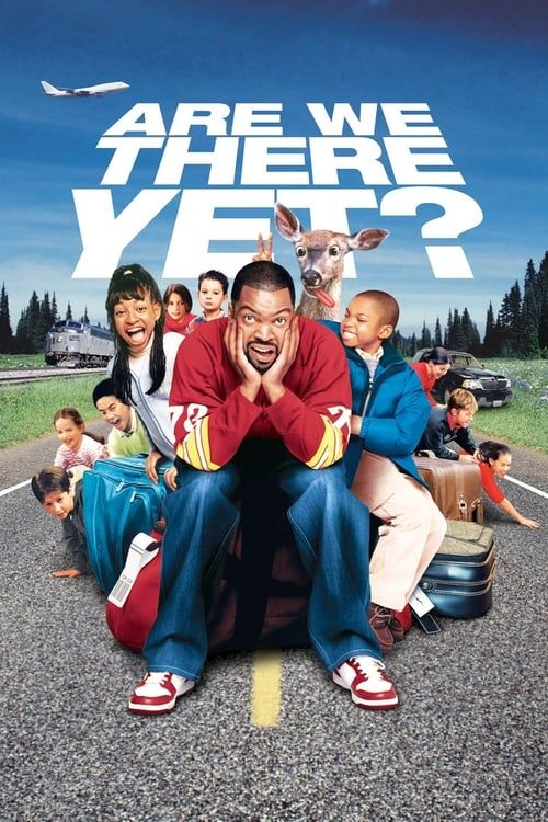 Key visual ofAre We There Yet?