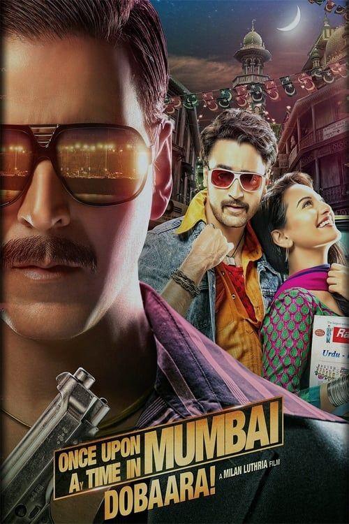 Key visual of Once Upon a Time in Mumbai Dobaara!