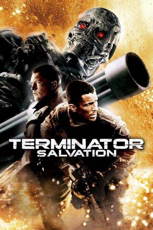 Key visual ofTerminator Salvation
